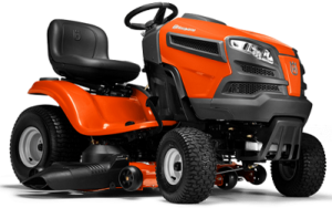 Husqvarna YTA24V48 24V Fast Continuously Variable Transmission Riding Lawn Mower