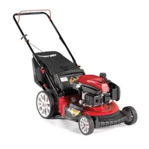 Troy Bilt TB130 21 Inch 159cc Gas Mulching Push Walk Behind Lawn Mower